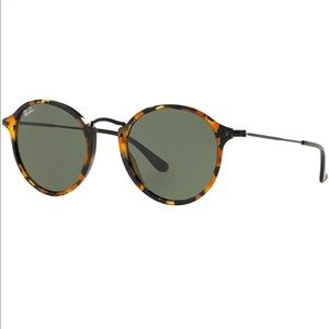 Rayban 2447 Round Sunglasses